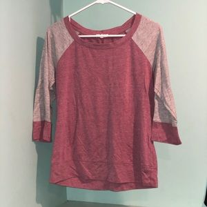 Maurices 3/4 lenth tee